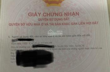 Chuẩn bị đi xuất cảnh, cần bán gấp 1 căn nhà cấp 4 và 20 phòng trọ, MT Nguyễn Thị Ngâu