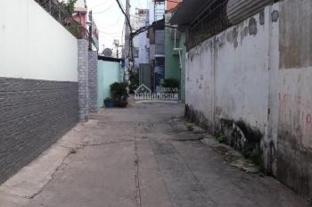 Cho thuê nhà 2 lầu, 3PN đường Tân Sơn Nhì, đường trước nhà 3m, cách MT 10m. Diện tích nhà 4x10m