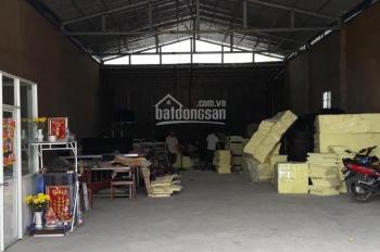 Cho thuê xưởng mặt tiền Nguyễn Thị Tươi, 2 xưởng liền kề, giá rẻ