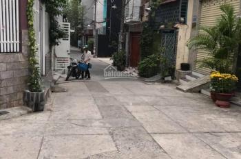 Bán nhà hẻm vip Bờ Bao Tân Thắng, ngay Aeon Mall, 1 trệt 2 lầu ST