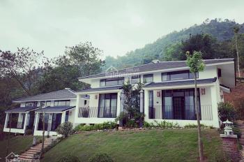 Chính chủ bán căn biệt thự Hasu Village, đã có sổ đỏ, giá full nội thất sân vườn + ưu đãi 1,7 tỷ