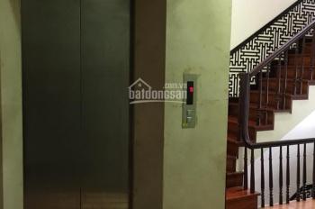 Bán nhà mặt phố Nguyễn Khả Trạc, Cầu Giấy 180m2, lô góc 3 mặt tiền 8 tầng thang máy 34,5tỷ, 90tr
