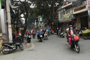 Bán nhà mặt phố Trương Định, Hoàng Mai. DT 300m2, giá 300tr/m2