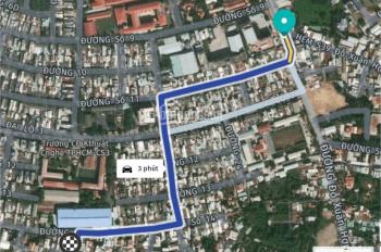 Bán căn nhà cấp 4, 70m2 đất, giá 3.15 tỷ hẻm 93, đường 14, Phước Bình - 0981260130