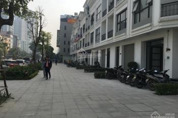 Chính chủ nhờ bán shophouse mặt đường Hàm Nghi, mặt tiền 6m. DT 126m2, đang cho thuê, giá 35 tỷ
