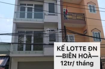 Cho thuê văn phòng tại Biên Hòa hoặc kinh doanh kết hợp ở, LH: 0905222229