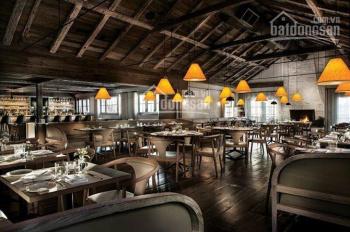 Cho thuê nhà mặt phố vị trí cực đẹp phố Phạm Hồng Thái diện tích 63m2 * 2 tầng, MT 6m