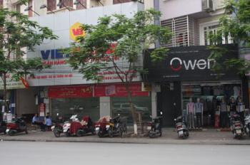 Cho thuê nhà mặt phố phố Nguyễn Phong Sắc - Cầu Giấy DT 1000m2 x 5 tầng, giá chỉ: 300 triệu/ tháng