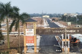 Cơ hội đầu tư đất nền Vinaconex 3, vị trí đắc địa Phổ Yên. LH: 0844.232.666