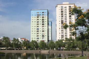Chính chủ bán 120m2 đất phân lô tại mặt hồ Đền Lừ, thuận kinh doanh, làm văn phòng giá 93tr/m2