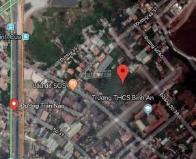 Đất MT Trần Não, Q2, giá 25tr/m2, DT 100m2, SHR, bao sang tên công chứng, alo  0988883110 Khang