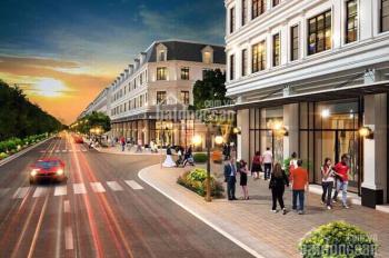 Shophouse Apec Diamond Lạng Sơn, 20 lô đầu tiên giá ưu đãi, cơ hội đầu tư sinh lời cao đầu năm 2019