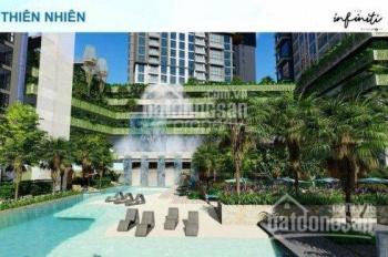 Chính chủ bán căn hộ The Infiniti Riviera Point Q7, tháp 8, 2PN, view hồ bơi suất nội bộ, 4.33 tỷ