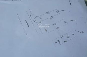 Bán nhà 3 tầng MT Tôn Đản, DT 103.5m2, hướng Tây Nam, Cẩm Lệ, Đà Nẵng