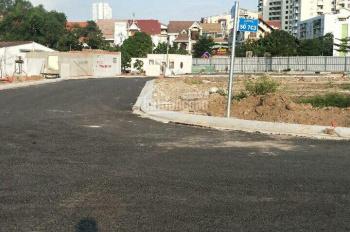 Cần bán gấp lô đất MT số 7 Lý Phục Man, Q7, đối diện trường THCS Nguyễn Hiền, DT 100m2, giá 36tr/m2