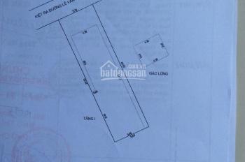 Bán nhà và đất gần BV 600 giường, kiệt 5m, 420 Lê Văn Hiến, 5.7x21m