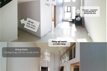 Chính chủ cho thuê căn hộ 3PN 3WC 12,000,000đ