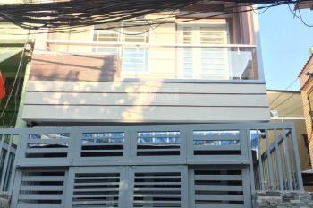 Nhà 2 lầu quận 6 HXH 4x14m giá 4,9 tỷ đường Văn Thân, Phường 8