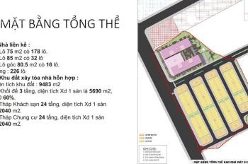Nhận đặt chỗ liền kề shophouse Apec Lạng Sơn, cơ hội đầu tư có 102, LH: 0963175106