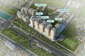 Bán Shophouse dự án Eurowindow River Park ngay chân cầu Đông Trù, cơ hội đầu tư. LH: 0988 266 206