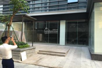Cho thuê Shophouse tầng 1+2 Vinhomes Liễu Giai. MT 14m, diện tích 235m2, giá 185 triệu/tháng