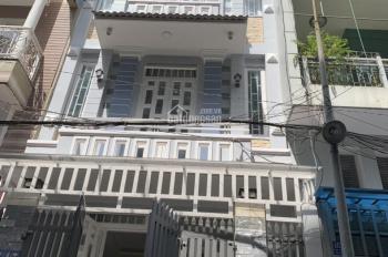 Bán nhà 1 trệt, 3 lầu, đường 59, phường 14, quận Gò Vấp (5 x 12,5m)