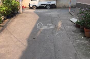 Bán nhà hẻm 10m khu vip Lũy Bán Bích, P. Tân Thành, DT: 4x18m, 2 tấm, giá rẻ 7 tỷ