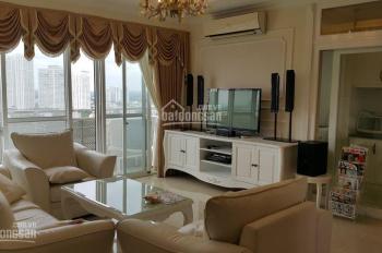 Cho thuê căn hộ River Park, 137m2, 3PN, 2WC, nội thất cao cấp, lầu cao, view đẹp. Giá chỉ 30tr/th