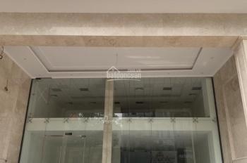 Cho thuê tầng 2 nhà mặt phố Huế DT 270m2, mặt tiền 14m, giá 120 tr/tháng