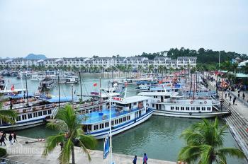 Cần bán lô nhà đất cảng Tuần Châu Hạ Long, sổ đỏ liền tay, chiết khấu ngay 8% - 0917551183