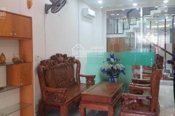 Bán nhà 3,5 tầng, nhà đẹp ốp gỗ trung tâm Hải Châu 1, kiệt ô tô 5m Hoàng Văn Thụ, Hải Châu