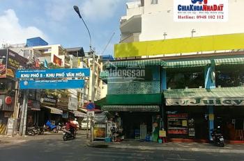 Cho thuê nhà hai mặt tiền khu Tây Nguyễn Thị Minh Khai, Q. 1 (giá: 30 triệu/th, mã số: NH-0015874)
