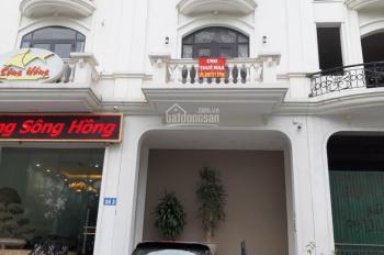 Cho thuê biệt thự mặt phố Trung Văn, MT 8m, thông sàn, thang máy, giá 33tr/th. Tel 0934455563