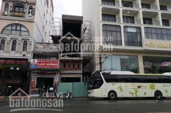 Hàng hiếm mặt tiền hẻm siêu vị trí, 10x25m, đường Lam Sơn, 8 lầu, Bình Thạnh 27 tỷ, GPXD hầm, 10L
