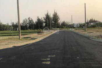 Cần bán lô đất mặt tiền đường 27m, sau lưng Cocobay, gần sông Cổ Cò, gần biển. Giá 1.6 Tỷ