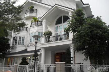 Bán nhà mặt phố đường Thành Thái, P14, Q10, DTCN 185m2, (13 x 15m) 1 trệt 2 lầu ST, giá 27.5 tỷ