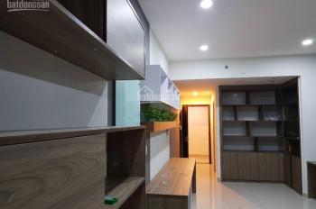 Cho thuê căn hộ officetel River Gate, full nội thất 27m2, giá 12 triệu/tháng, LH 0908268880