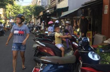 Bán nhà mặt tiền căn góc lớn ngay chợ Tân Phú, P. Tân Thành, Tân Phú, DT: 5x16m, 2 lầu, 8PN, 14 tỷ