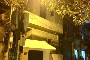 Bán nhà ngõ 176 Trương Định, Hai Bà Trưng, giá 3.85 tỷ