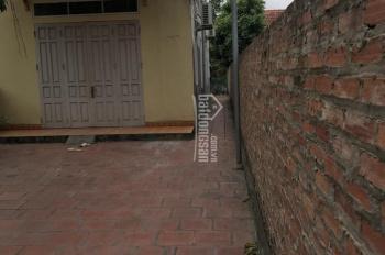 Nhà bán 220m2 đất ở tất thổ cư sổ đỏ, có nhà mái bằng, sân vườn rộng rãi Minh Trí, Sóc Sơn, Hà Nội