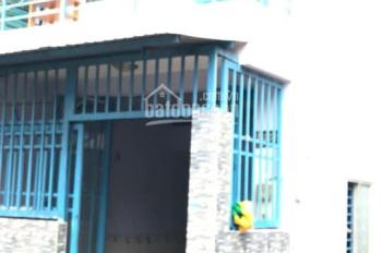 Bán nhà 2 mặt tiền hẻm 1206 Huỳnh Tấn Phát, Q7, giá cực tốt 1.95 tỷ, sổ hồng riêng, LH 0909877755