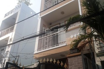 Bán nhà hẻm XH Tân Quy 4x16m 2 lầu ST 4 PN, có PN trệt cho người già, nhà đẹp ở liền