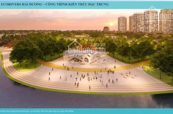 Biệt thự Ecopark Hải Dương, giá bán từ chủ đầu tư đã gồm xây thô 3 tầng, LH 0978971356