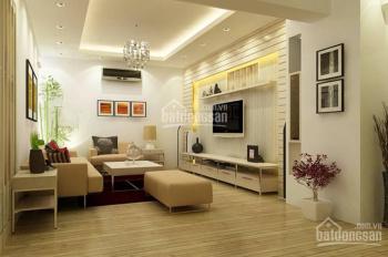 Nhà mới nội thất cao cấp KDC Bình Phú, 4x15m, 1 trệt 2 lầu sân thượng