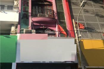 Cho thuê nhà nguyên căn mặt tiền đông dân cư đường Cao Thắng, Q. 10