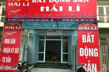 Chuyên cho thuê biệt thự liền kề khu đô thị Vân Canh, Hoài Đức, Hà Nội, xin LH 0945762822