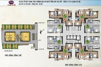 Cho thuê ngay căn hộ Lilama 52 Lĩnh Nam giá rẻ nhất thị trường. Liên hệ 0904516638