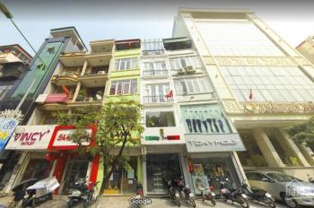 Mặt phố ngõ Đông Tác, S =76m2 x 5T, MT 7m nhà mới đẹp, thiết kế tất cả các tầng thông sàn cầu thang
