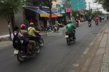 Cần bán gấp căn nhà mặt tiền Nguyễn Văn Quá, P. Đông Hưng Thuận, Q. 12, có DT: 4.5m x 35m, 10 tỷ