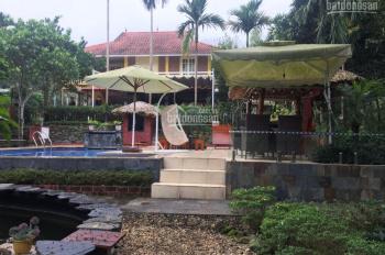 Thanh lý khu nghỉ dưỡng đẹp số một tại Ba Vì, Hà Nội